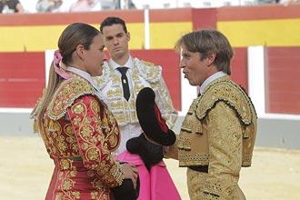 CEHEGÍN Triunfó con Antonio Puerta, cuatro orejas