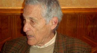 OBITUARIOS En Madrid, a los 83 años