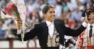 ENTREVISTA Lea Vicens, sobre su triunfo en San Isidro