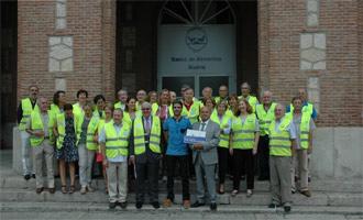 SOLIDARIDAD Tras la donación de 18.000 euros