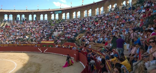 Plaza de toros Requena