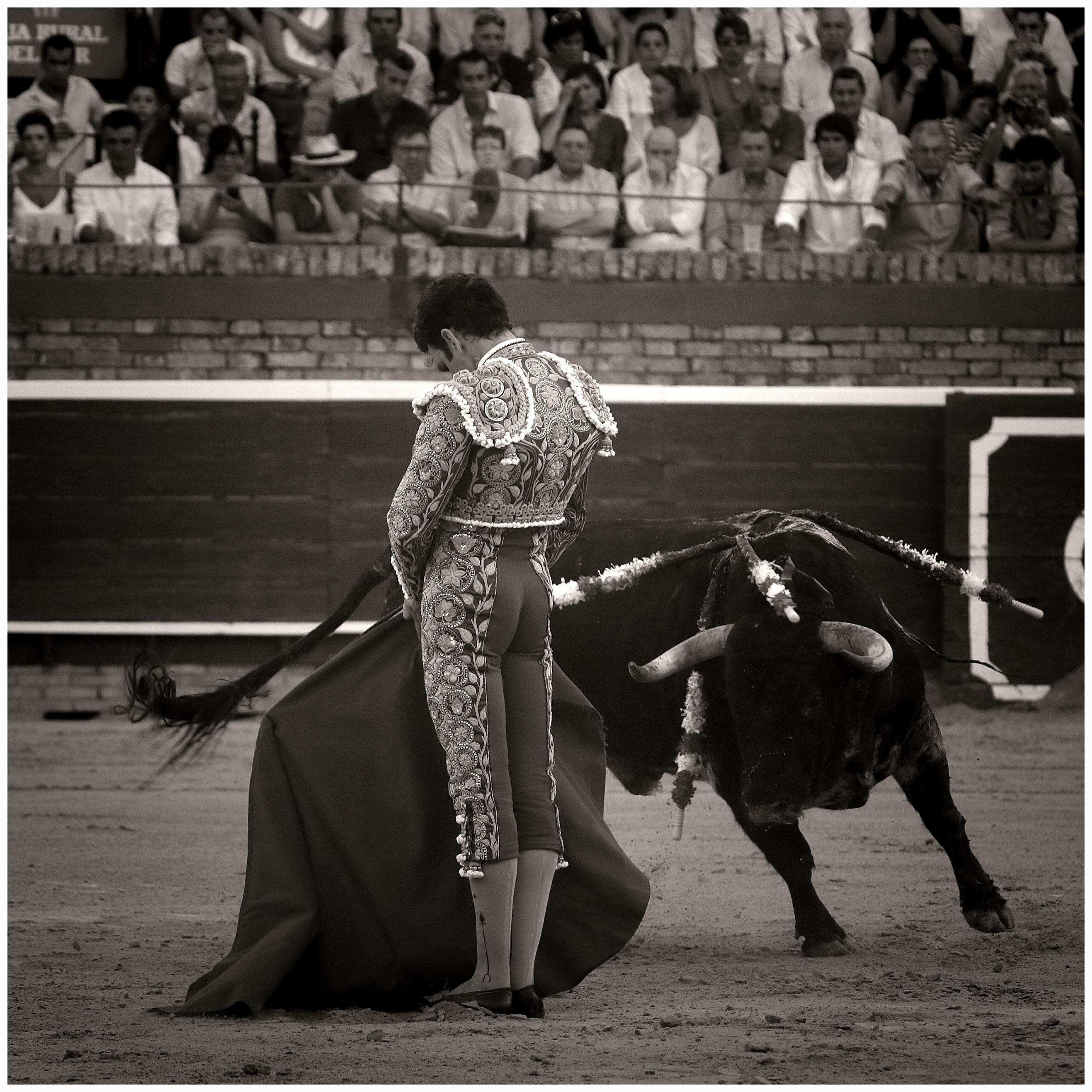 CRÓNICA FOTOGRÁFICA del festejo de Huelva