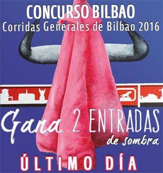 Concruso Mundotoro Bilbao 2016
