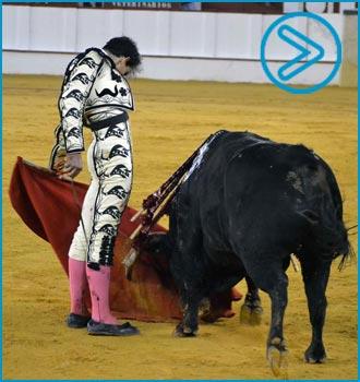 PREMIOS Mejor faena de la Feria de Málaga
