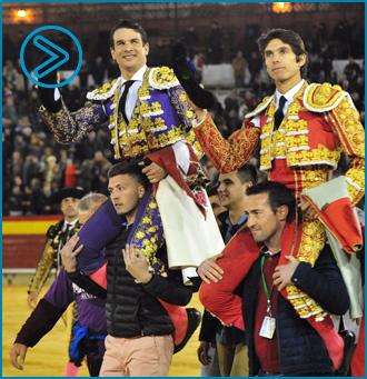 CASTELLÓN Detalles de toreo caro de Morante