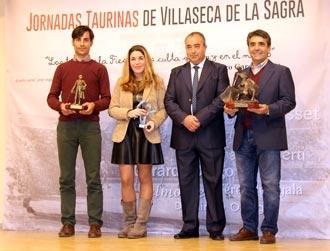 NOTICIAS Victorino y Gómez del Pilar, en Villaseca