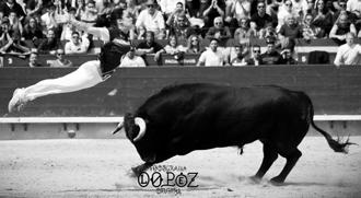 ENTREVISTA Sara Ávila, primera saltadora de toros