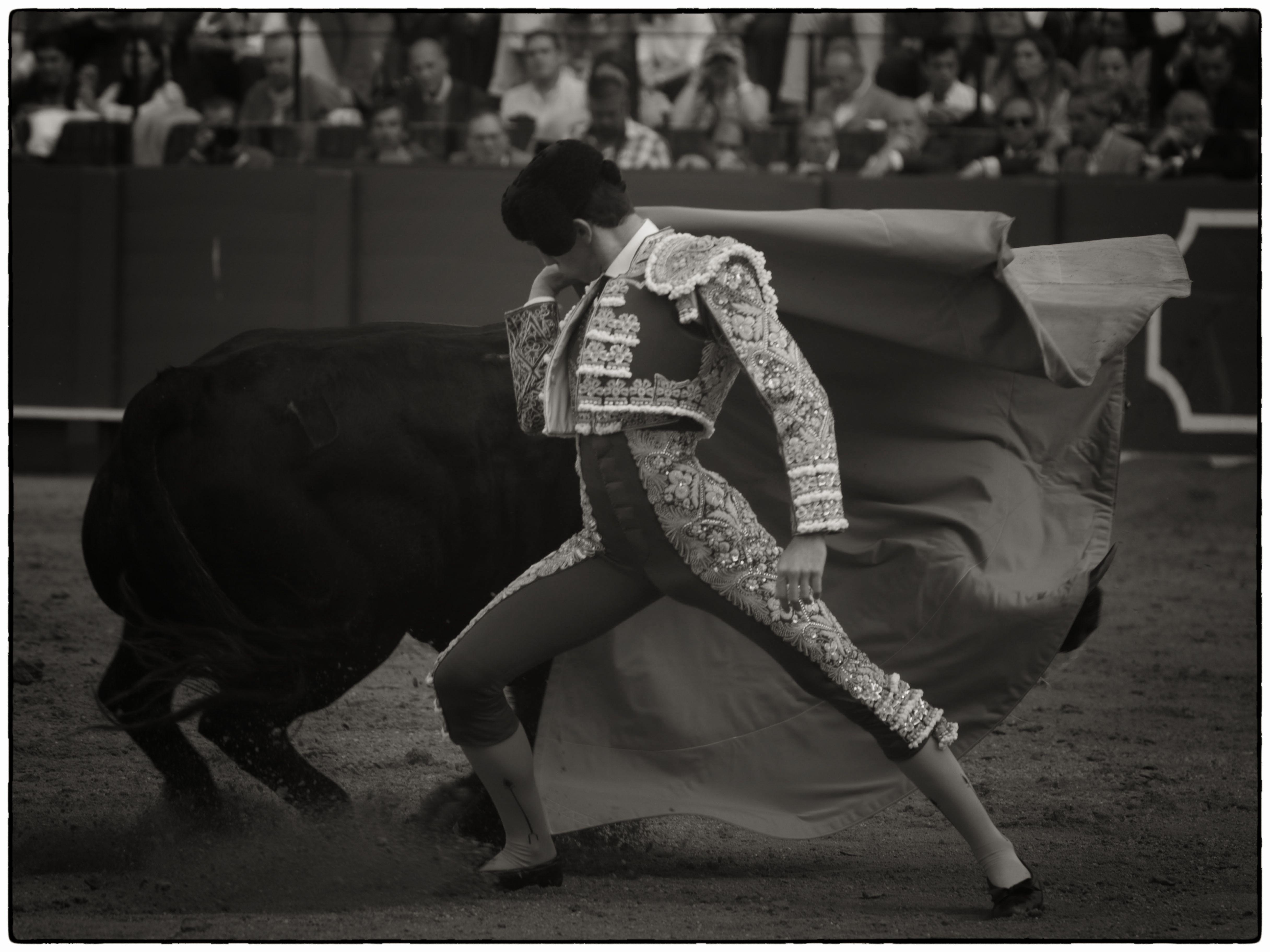 CRÓNICA FOTOGRÁFICA DE MAURICE BERHO