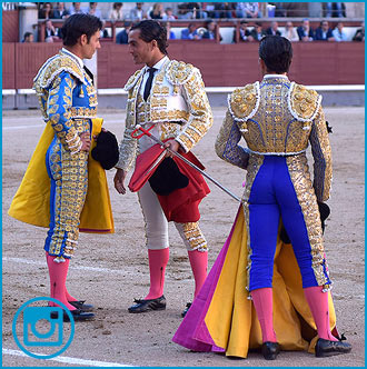 FOTOGRAFÍAS Del Domingo de Ramos en Las Ventas