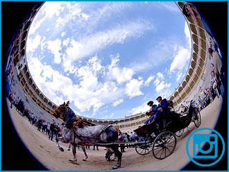 FOTOGRAFÍAS Del desfile en Las Ventas