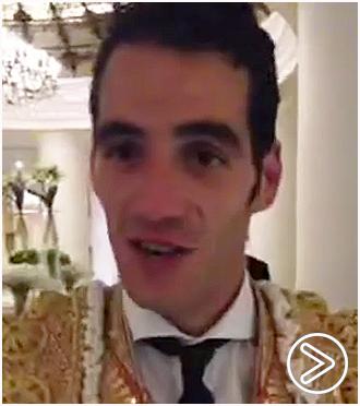 VÍDEO Pepe Moral, en exclusiva a su llegada al Hotel