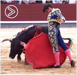 MADRID Colombo y Ochoa, ovacionados