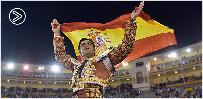 MADRID Quinta Puerta Grande de Miguel Ángel Perera en Las Ventas