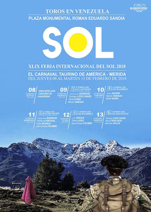 Feria del Sol en Venezuela 2018
