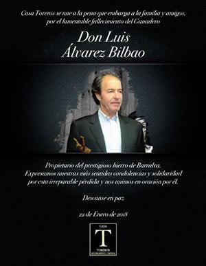 DEP Don Luis Álvarez Bilbao