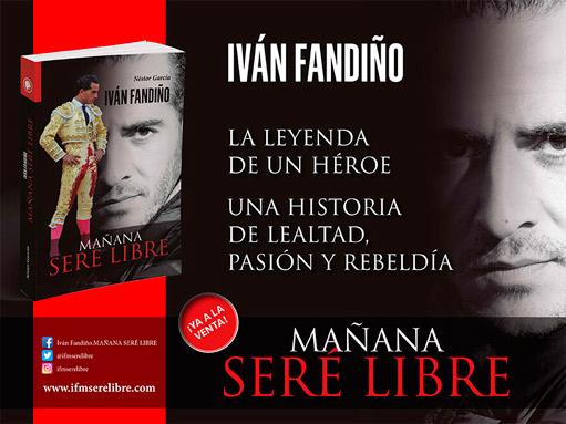 Portada Mañana seré libre Iván Fandiño