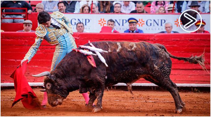 MÉXICO Castella, único trofeo en la segunda Corrida del Aniversario