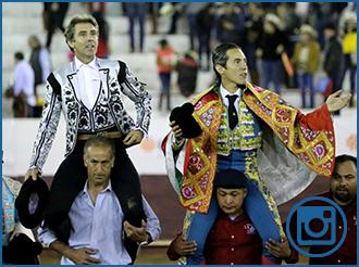 LEÓN Diego Silveti indultó a 'Mezquite'