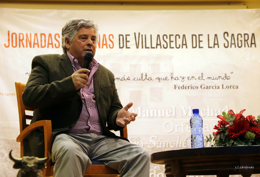 NOTICIAS El maestro abrió las jornadas de Villaseca