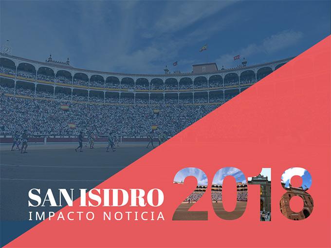 Impacto noticia San Isidro 2018