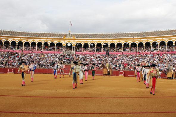 Sevilla paseillo