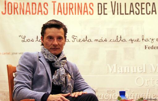 NOTICIAS Diego Urdiales, en Villaseca de la Sagra