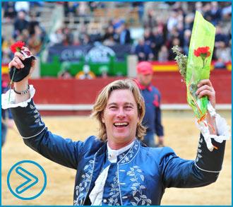 VÍDEO de su triunfo en Castellón