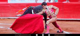 MÉXICO Primera novillada sin caballos