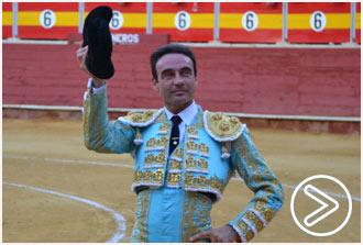 VIDEO de la faena de Ponce en Almería