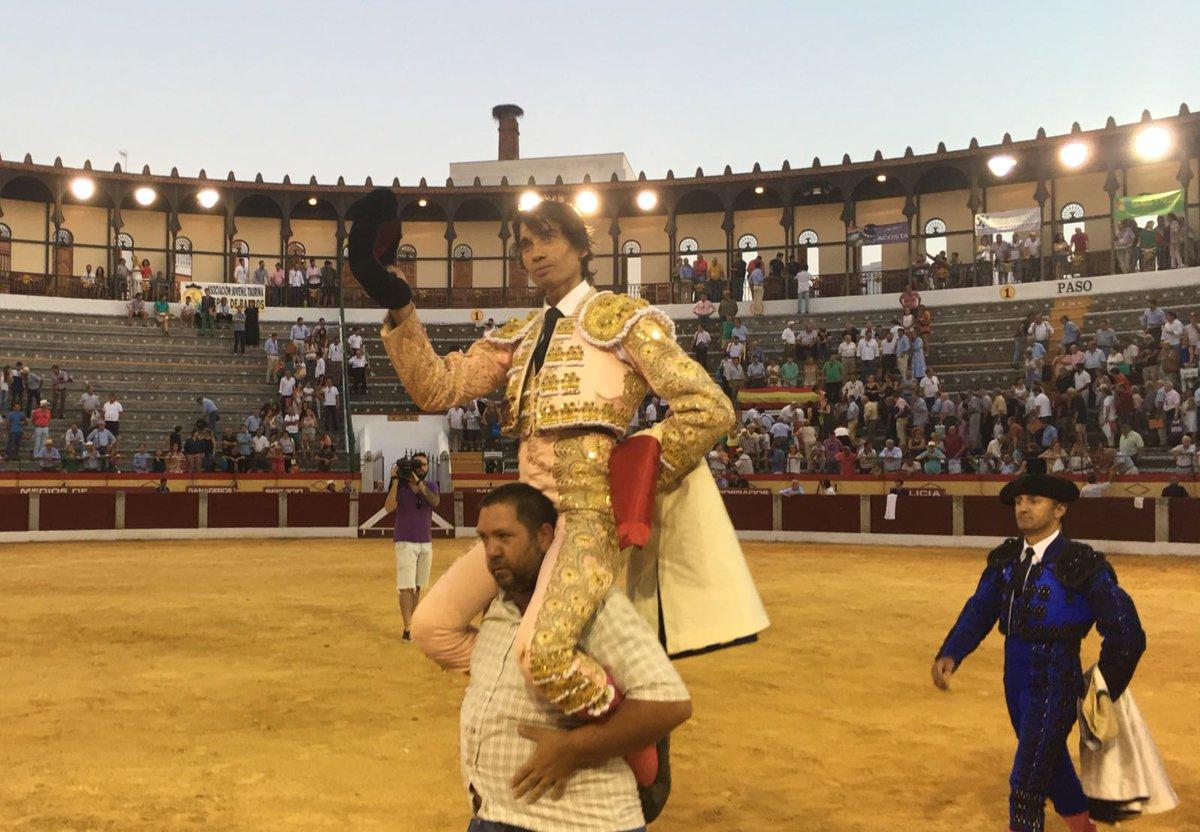 OTRAS CORRIDAS DE TOROS del 15 de agosto