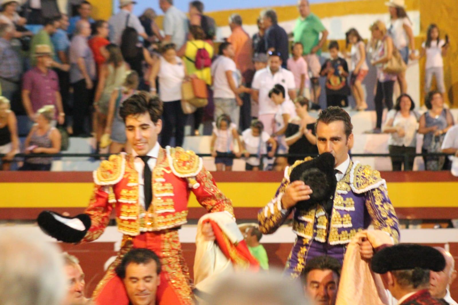 CASTELLAR Con toros de Araúz de Robles
