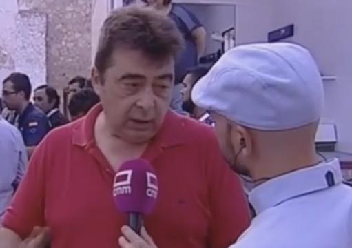 DECLARACIONES Javier Albendea, cirujano