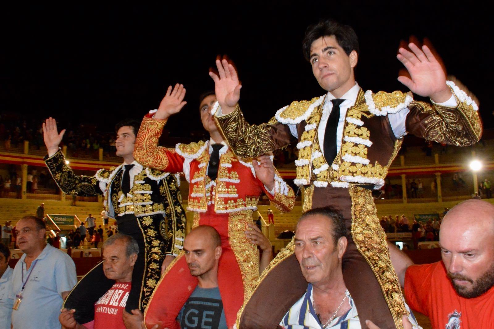 CUENCA Noble corrida de Montalvo y Sorando