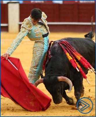 MÁLAGA Interesante corrida de Núñez del Cuvillo
