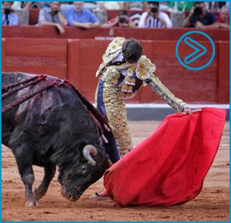 SALAMANCA Tres orejas y Puerta Grande