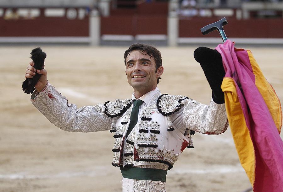 ENTREVISTA Regresa el día 15 a Las Ventas