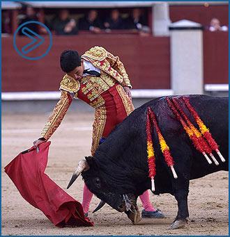 MADRID Oreja y vuelta al ruedo