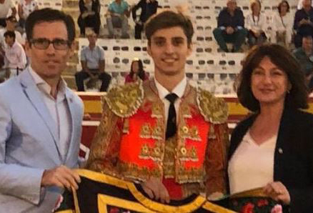 CERTAMEN Final celebrada en Villarejo de Salvanés
