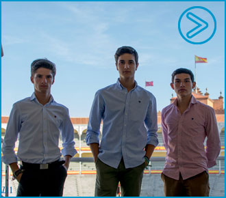 ENTREVISTA Los tres finalistas del domingo