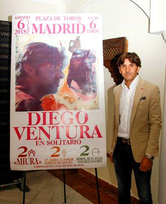 DECLARACIONES Ventura, sobre su encerrona en Madrid