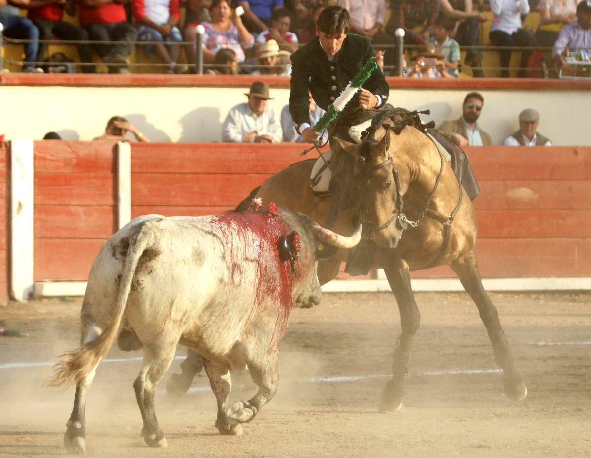 MÉXICO Con toros de Tenexac