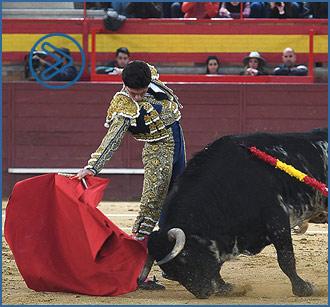 VALDEMORILLO El toledano pagó con sangre su triunfo