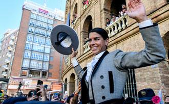 ENTREVISTA Lea Vicens tras su triunfo en Valencia