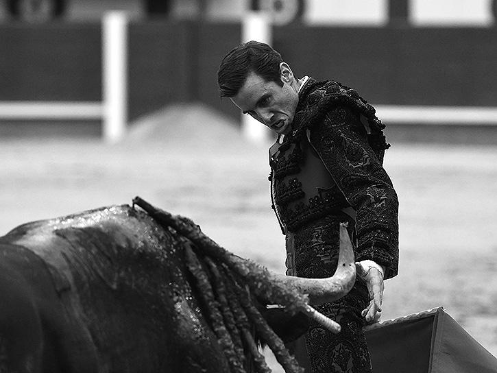 MADRID Dio la única vuelta al ruedo