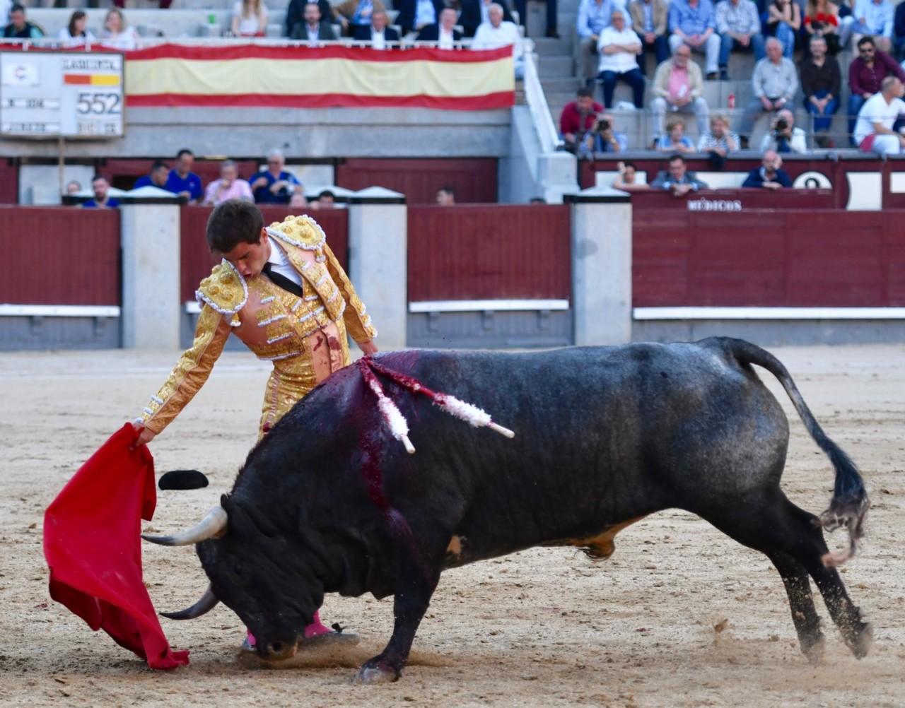 MADRID Primera de la Feria de San Isidro
