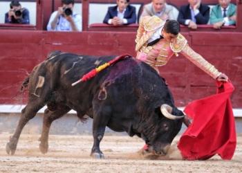 MADRID En la 18ª de la Feria de San Isidro