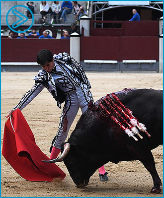 MADRID Goyesca del 2 de mayo