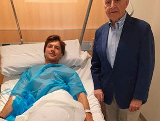 ÚLTIMA HORA Tras la visita de García Padrós