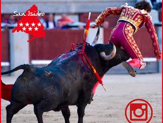 SECUENCIA fotográfica del diestro valenciano