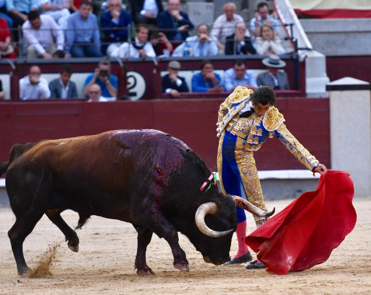 MADRID En la 27ª de la Feria de San Isidro